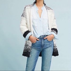 🌼Alemi + Kin for Anthropology Textured Cardigan🌼